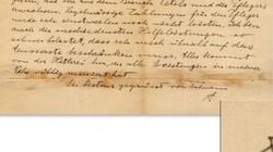 Thư tay của nhà bác học Einstein đã tố cáo sự điên rồ của Hitler