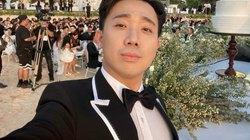 Trấn Thành nhắc chuyện Hari chia tay Tiến Đạt tại đám cưới 10 tỷ của Đông Nhi
