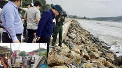 Bão số 6: Quảng Ngãi di dời 100 hộ dân đầu tiên