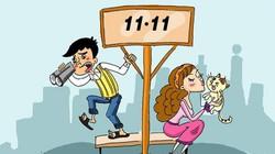 Nguồn gốc của ngày lễ độc thân 11/11