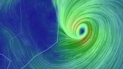 Bão số 6 Nakri áp sát đất liền, những tỉnh nào nằm trong tâm bão?