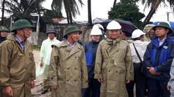 Khánh Hòa xả điều tiết lũ và khẩn trương di dời dân đến nơi an toàn