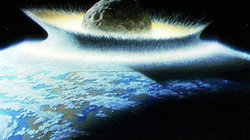 Thiên thạch kích thước bằng 6 sân bóng đá lao gấp 20 lần tốc độ âm thanh về phía Trái đất