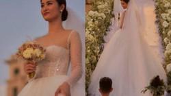 """Loạt váy trắng tinh khôi Đông Nhi mặc hóa công chúa trong """"siêu đám cưới 10 tỷ"""""""