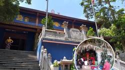 Thái Nguyên: Đất khu vực đền Đá Thiên là đất công!