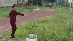 Hà Tĩnh: Không có mương thoát nước, người dân sống chung với ô nhiễm