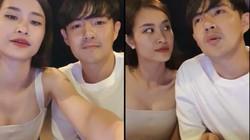 Đông Nhi - Ông Cao Thắng livestream kể về sự cố trước ngày đón dâu