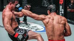 Những đòn knock-out ấn tượng tại giải đấu MMA ở Philippines