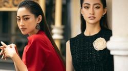 Trước ngày thi Hoa hậu Thế giới, Lương Thùy Linh khoe thần thái cuốn hút, gợi cảm