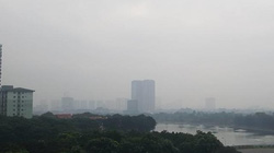 Ô nhiễm không khí ngưỡng nguy hại, người Hà Nội không nên ra khỏi nhà
