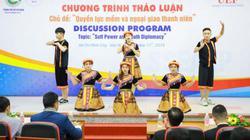Đoàn đại biểu Tàu Thanh niên Đông Nam Á và Nhật Bản thăm UEF