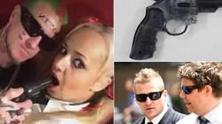"""Cặp đôi bị cảnh sát bắn khi đang làm """"chuyện ấy"""" trong hộp đêm"""