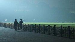 Bụi mịn bao phủ Hà Nội trong đêm ô nhiễm ở mức có hại cho sức khỏe