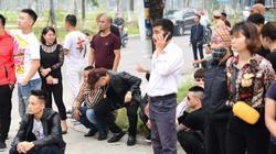 An ninh thắt chặt, người dân kéo đến đông nghịt xem xét xử Khá Bảnh