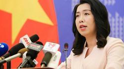 Việt Nam bác bỏ tuyên bố sai trái của Trung Quốc về chủ quyền Trường Sa