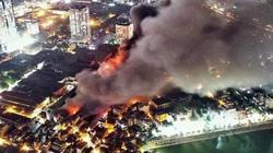 Gần 2 tháng sau vụ cháy nhà xưởng Rạng Đông mới tìm được đơn vị xác định thiệt hại