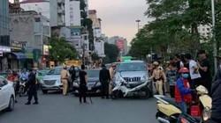 """Gây tai nạn rồi bỏ chạy, tài xế ô tô """"thông"""" chốt 141 bất thành"""