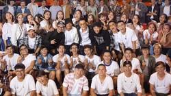 Hoàng Bách mang gần 100 người vào MV thu âm, quay hình trực tiếp