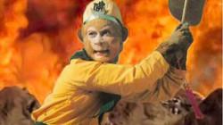 Tại sao Tôn Ngộ Không không thể dập tắt ngọn lửa ở Hỏa Diệm Sơn?