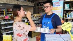 Các sản phẩm sữa TH được người dân Trung Quốc đón nhận tích cực