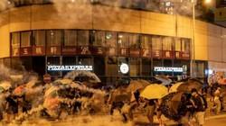 Hong Kong căng như dây đàn, đóng cửa toàn bộ trường học