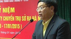 Vì sao Phó TGĐ Cienco 4 Nguyễn Quang Vinh bị UBKT Hà Nội kỷ luật?
