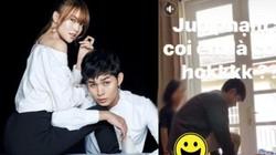 Ninh Dương Lan Ngọc bị mắng vô ý thức khi đăng tải clip nhạy cảm của Jun Phạm
