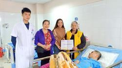 Báo Dân Việt trao tặng 16 triệu đồng cho bác sĩ bị đột quỵ
