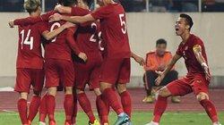 Hạ gục UAE, Việt Nam chiếm ngôi đầu bảng từ tay Thái Lan
