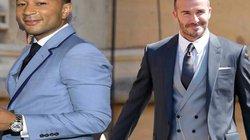 Bất ngờ với người vượt mặt David Beckham trong Top đàn ông quyến rũ nhất 2019