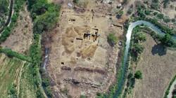 Phát hiện ngôi đền đá khối cực hiếm 3.000 năm tuổi tại Peru