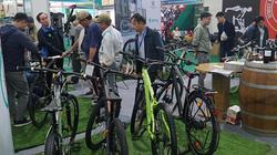 Loạt xe đạp giá trăm triệu ở Triển lãm Quốc tế xe hai bánh Việt Nam