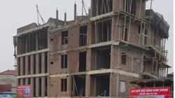 """Thanh Trì (Hà Nội): Xã """"bật đèn xanh"""" cho xây nhà trên... đất công"""
