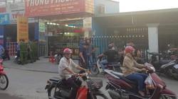 Hai thanh niên nổ súng cướp tiệm vàng ở vùng ven TP.HCM