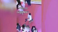 Video: Sếp nổi giận lao đến tát nữ nhân viên tới tấp vì hôn trai lạ trong cuộc thi hôn ở TQ