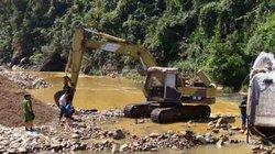TT-Huế: Xử phạt 2 doanh nghiệp núp bóng thủy điện khai thác cát lậu