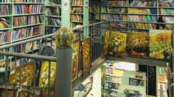 """Không gian """"thiên đường"""" trong tiệm sách cổ nhất phố Đinh Lễ"""