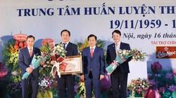 """60 năm ở nơi đào tạo những """"VĐV vàng cho thể thao Việt Nam"""""""