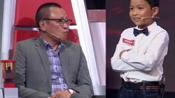 Giám khảo Siêu trí tuệ Việt Nam tăng độ khó phần thi của thí sinh 9 tuổi vì không thuyết phục