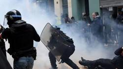 Paris lại chìm trong bạo lực trong ngày kỷ niệm 1 năm phong trào áo vest vàng