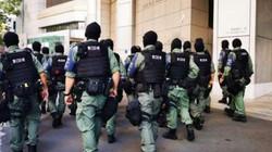 Hong Kong điều động đặc nhiệm tinh nhuệ đối phó người biểu tình
