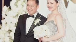 Giang Hồng Ngọc được Ngọc Sơn ngợi khen hết lời trong hôn lễ