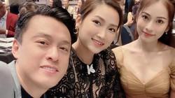 Vợ trẻ kém 17 tuổi của Lam Trường gây chú ý khi đi dự tiệc