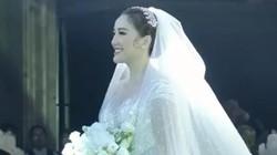 """""""Công chúa bong bóng"""" Bảo Thy xinh đẹp tìm """"chàng mưa"""" Phan Lĩnh trong ngày cưới"""