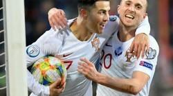 Ronaldo lập kỷ lục 99 bàn, Bồ Đào Nha giành vé dự VCK Euro 2020