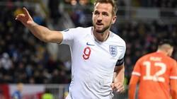 Kết quả, BXH vòng loại Euro 2020 đêm 17/11, rạng sáng 18/11: Anh đại thắng, Kane lập kỷ lục