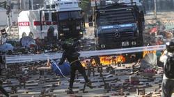 """Cảnh sát Hong Kong lần đầu dùng """"vũ khí âm thanh"""" đối phó người biểu tình"""