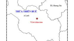 Thừa Thiên-Huế: Dân lo lắng vì động đất giữa đêm khuya