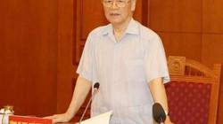 Tổng Bí thư, Chủ tịch nước: Sớm xử 5 vụ án nghiêm trọng, phức tạp