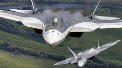 """Bí mật quân sự: Mỹ sẽ ghen tị trước """"người khổng lồ"""" Su-57 của Nga"""